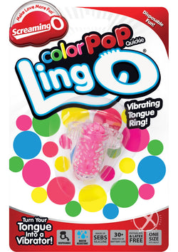 Color Pop Quickie Lingo Pink -Individual