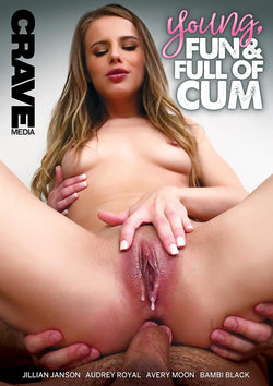 Young Fun And Full Of Cum