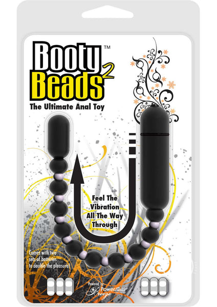 Booty Beads Black-Daily Sensations