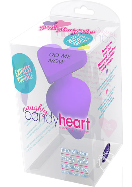 Play With Me Naughty Candy Hearts Purple-Daily Sensations