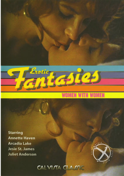 Erotic Fantasies: Women With Women
