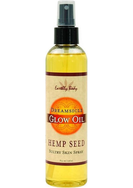Hemp Seed Glow Oil Dreamsicle 8Oz