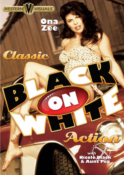 Classic Black On White Action