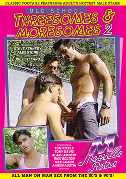 Old School Threesomes & Moresomes 2