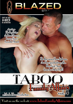 Taboo Family Affairs 4