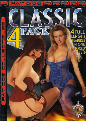Classic 4 Disc Set - [product_type ] - Daily Sensations