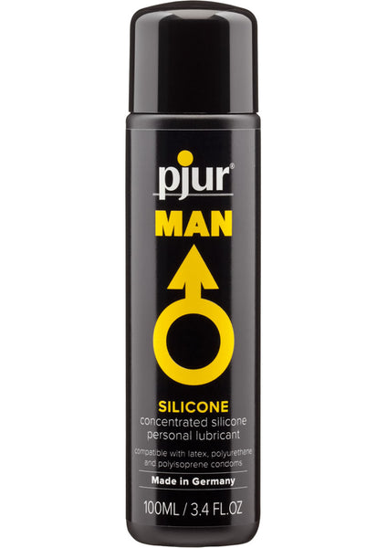 Man Basic Personal Glide 100Ml