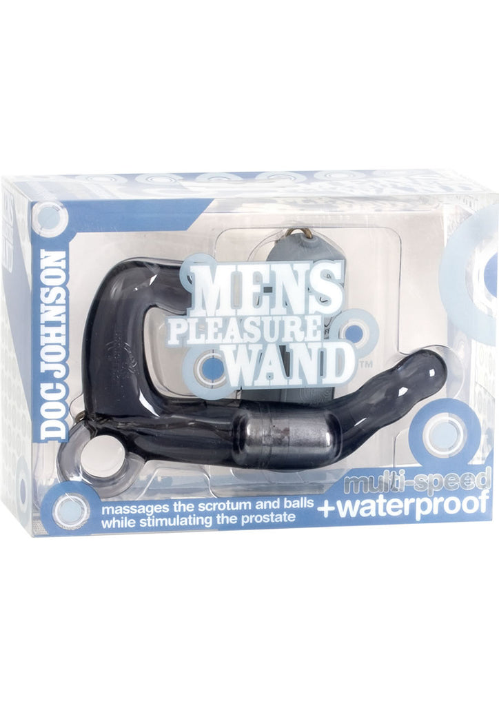 Mens Pleasure Wand Charcoal