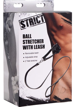 Strict Ball Strecher With Leash