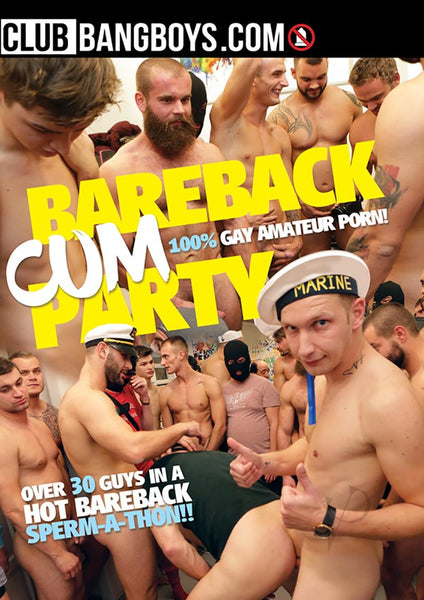 Bareback Cum Party