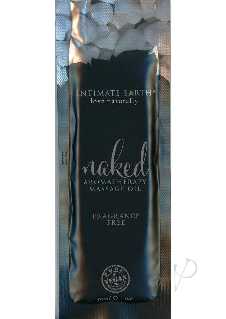 Naked Massage Oil Foil 1Oz