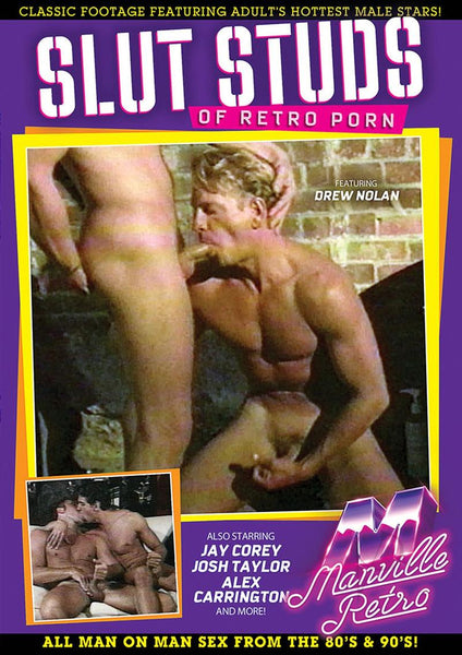 Slut Studs Of Retro Porn