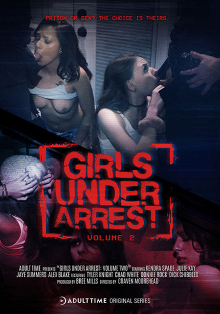 Girls Under Arrest 2