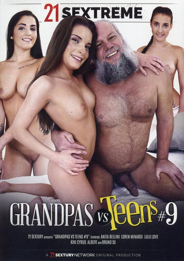 Grandpas Vs Teens 9