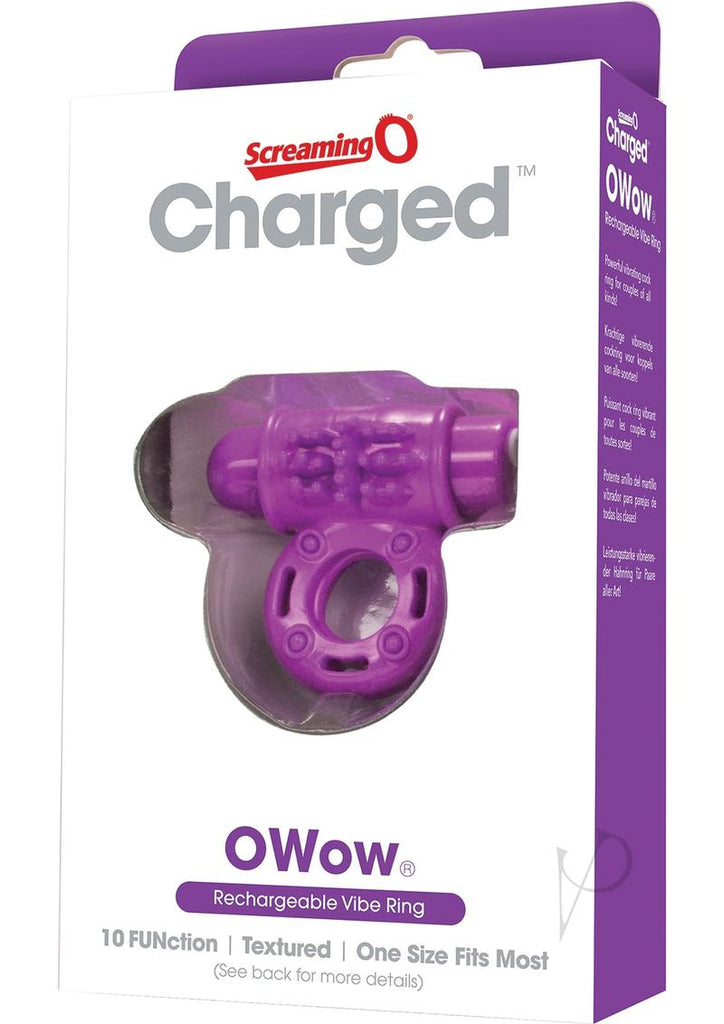 Charged Owow Vooom Mini Vibe Purple
