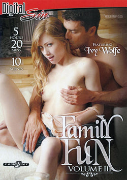 Family Fun 3 - 2 Disc Set