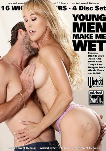 Young Men Make Me Wet - Wicked 16Hr