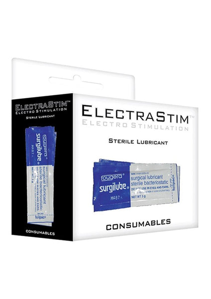 Electrastim Sterile Lube Packs 10Pk