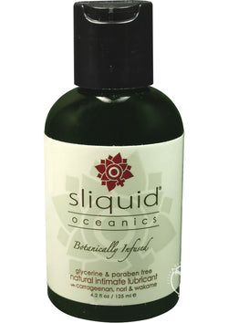 Sliquid Oceanics 4.2Oz-Daily Sensations