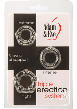 Aande Triple Erection System