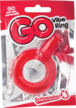 Go Vibe Ring Pop Red (Loose)
