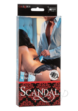 Scandal Trio Pleasure Wheel