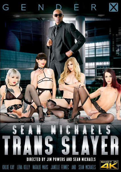 Sean Michaels Trans Slayer