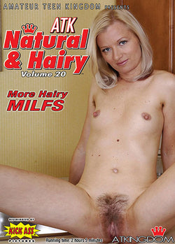 Natural And Hairy 20