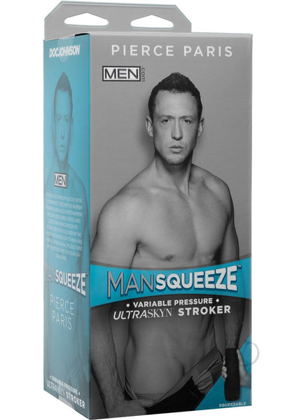 Man Squeeze Pierce Paris Ass Stroker