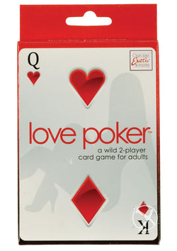 Lover Poker-Daily Sensations