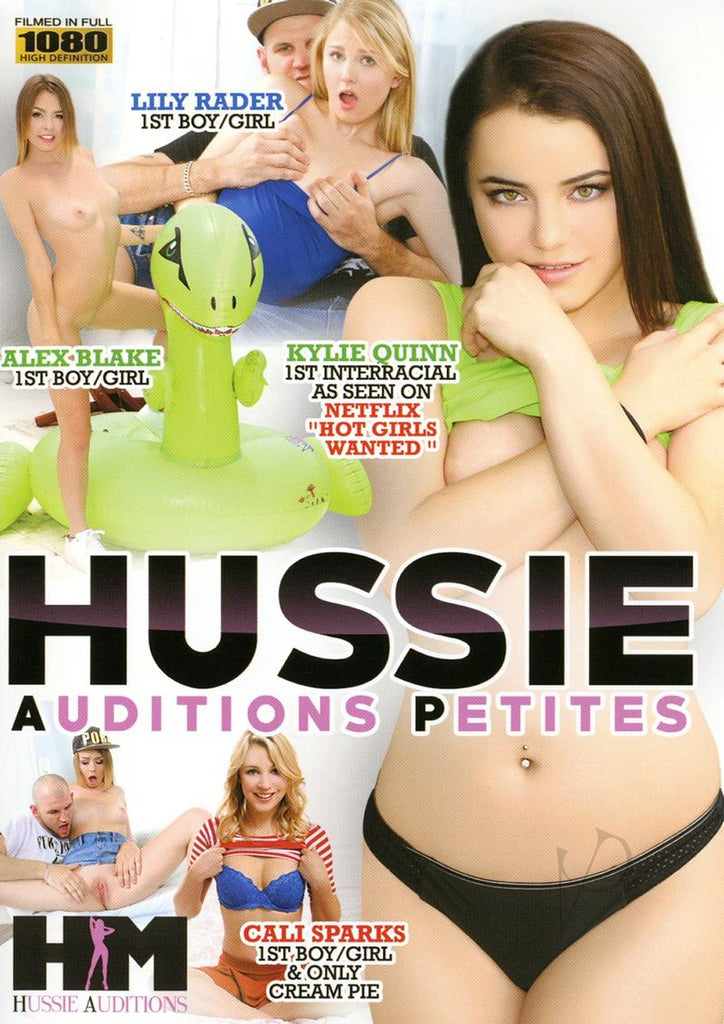 Hussie Auditions Petites 1