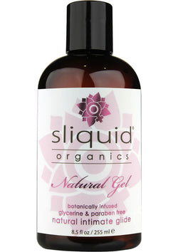 Sliquid Organics Natural Gel 8.5Oz-Daily Sensations