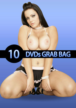 Pd Grab Bag Straight 10 Dvds