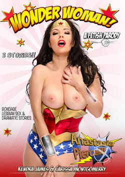 Wonder Woman-Daily Sensations