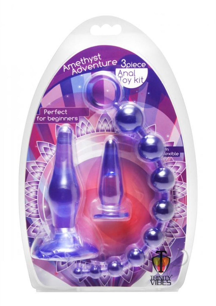 Tv Amethyst Adventure Anal Kit