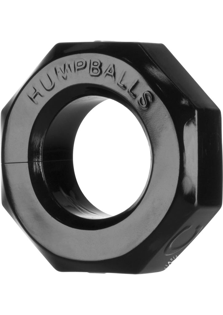 Humpballs  Cockring Black