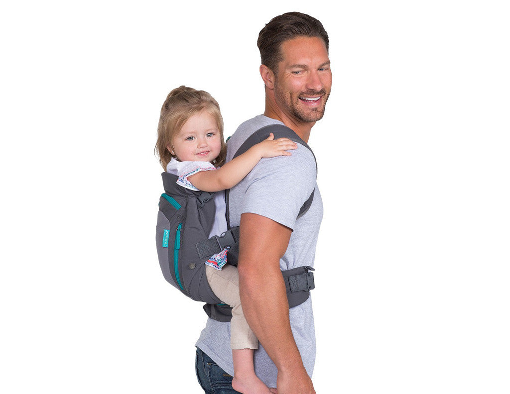 carry baby in front of you