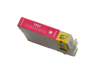 Epson T125320 New Compatible Magenta Cartridge (T1253)