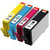 HP 564XL Compatible High Yield Set BCMY (4 Pack)