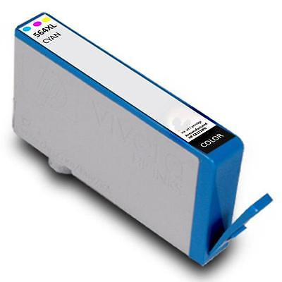 HP 564xl Compatible High Yield Cyan Cartridge