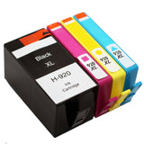 HP Compatible 920xl value pack 4 cartridges