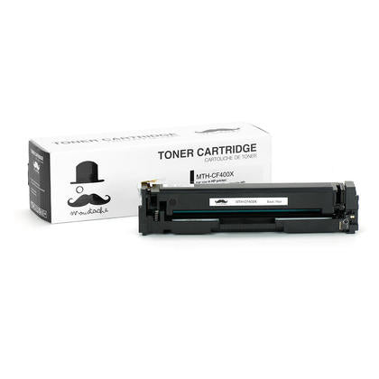 Compatible HP 201X New BK Toner Cartridge (High Yield)