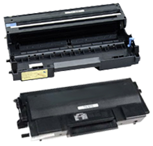 BROTHER DR600 & TN670 DRUM UNIT / Laser Toner Cartridge COMBO PACK
