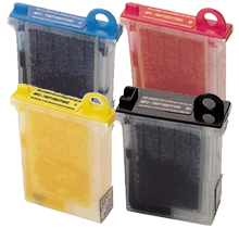 BROTHER LC02 INK / INKJET Cartridge Set Black Cyan Yellow Magenta