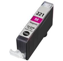 CANON Compatible CLI221M  Magenta (With Chip)