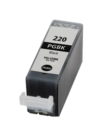 CANON Compatible PGI220BK Black (With Chip)