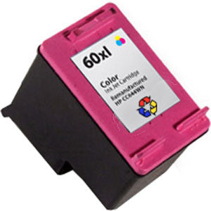 HP Compatible CC644WN, NO.60XL Tri-color