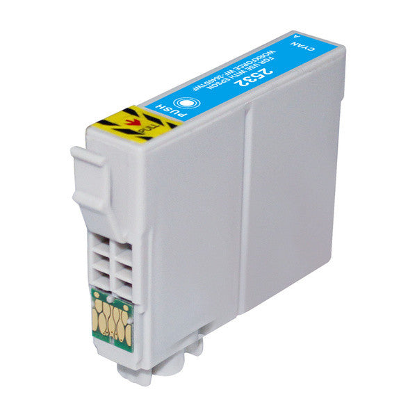 Epson 252XL New Compatible Cyan Ink Cartridge