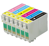 Epson T098/99 New Compatible VALUE PACK Black/Cyan/Magenta/Yellow/Light Cyan/Light Magenta