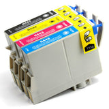 Epson T044 New Compatible VALUE PACK T0441/T0442/T0443/T0444